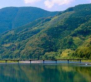高知県のおすすめ観光名所 四万十川